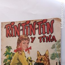 Tebeos: RINTINTIN Y TINA - RIN TIN TIN Y TINA ORIGINAL Nº 6 EDI. MARCO. Lote 234579750