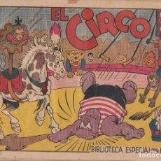 """Tebeos: COMIC """" BIBLIOTECA ESPECIAL PARA NIÑOS- HIPO, MONITO Y FIFI- EL CIRCO """" ED. MARCO (30 CTMS) AÑOS 40. Lote 235843550"""