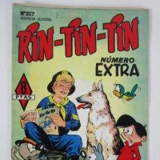Tebeos: RÍN-TIN-TIN NÚMERO EXTRA Nº 237. Lote 235892895