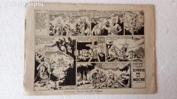 Tebeos: CASTOR EL INVENCIBLE ORIGINALES 1951 EDI. MARCO - POR MARTÍNEZ - VER TODAS LAS PORATADAS Y CONTRAS - Foto 22 - 236657270