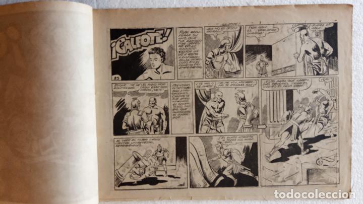 Tebeos: CASTOR EL INVENCIBLE ORIGINALES 1951 EDI. MARCO - POR MARTÍNEZ - VER TODAS LAS PORATADAS Y CONTRAS - Foto 25 - 236657270