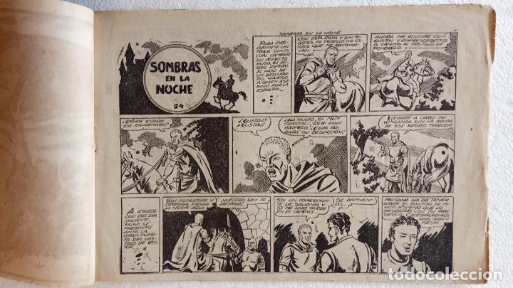 Tebeos: CASTOR EL INVENCIBLE ORIGINALES 1951 EDI. MARCO - POR MARTÍNEZ - VER TODAS LAS PORATADAS Y CONTRAS - Foto 53 - 236657270