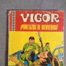 Tebeos: VIGOR NÚMERO 4. Lote 236806885