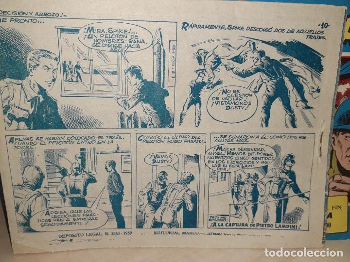 Tebeos: Colección Cheyene 1959.Operación Secuestro.Decisión y Arrojo.Editorial Marco. - Foto 2 - 236904600