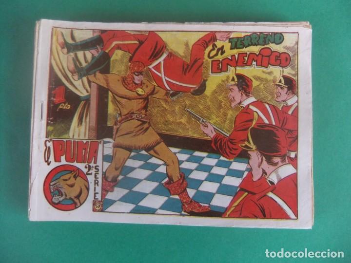 EL PUMA 2ª SERIE Nº 57 EDITORIAL MARCO ORIGINAL (Tebeos y Comics - Marco - Otros)