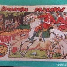 Tebeos: EL PUMA 2ª SERIE Nº 55 EDITORIAL MARCO ORIGINAL. Lote 240630790