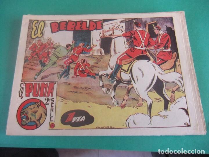 EL PUMA 2ª SERIE Nº 49 EDITORIAL MARCO ORIGINAL (Tebeos y Comics - Marco - Otros)