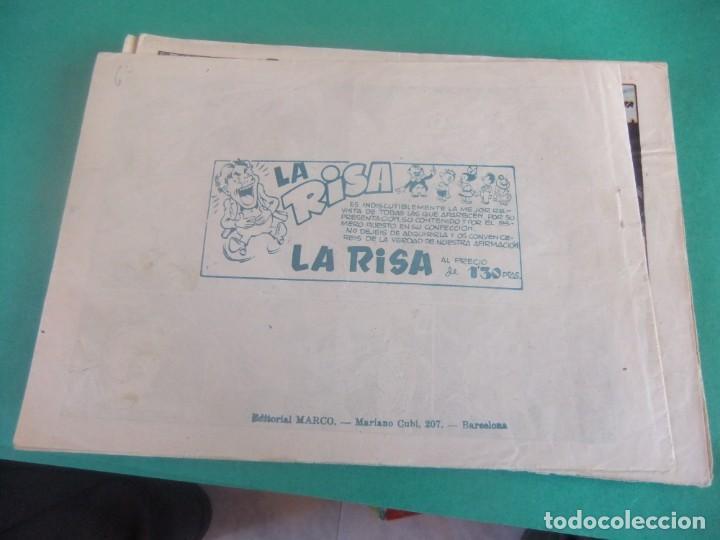 Tebeos: EL PUMA 2ª SERIE Nº 46 EDITORIAL MARCO ORIGINAL - Foto 2 - 240631940