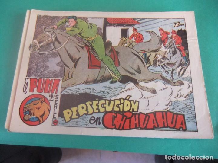 EL PUMA 2ª SERIE Nº 48 EDITORIAL MARCO ORIGINAL (Tebeos y Comics - Marco - Otros)