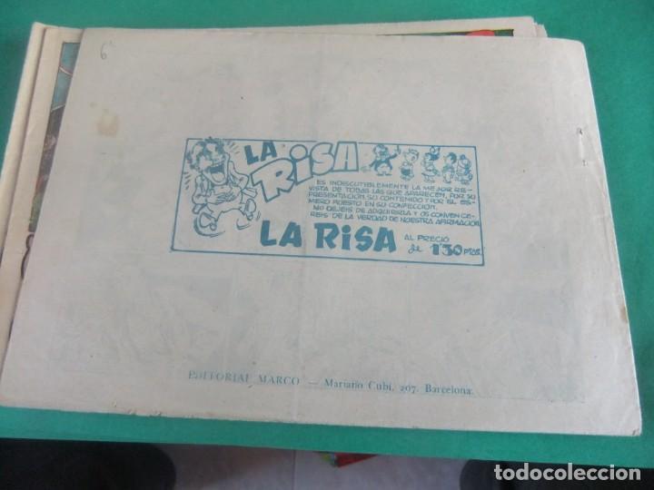 Tebeos: EL PUMA 2ª SERIE Nº 48 EDITORIAL MARCO ORIGINAL - Foto 2 - 240632060