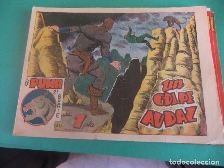 EL PUMA 2ª SERIE Nº 24 EDITORIAL MARCO ORIGINAL (Tebeos y Comics - Marco - Otros)