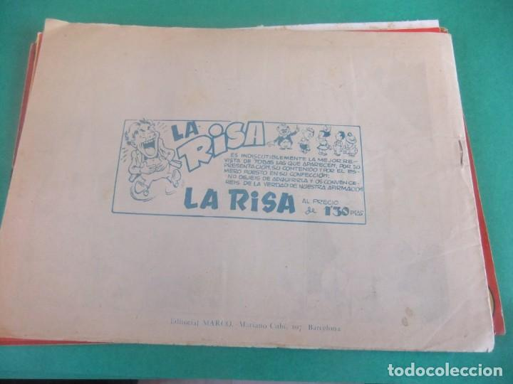 Tebeos: EL PUMA 2ª SERIE Nº 24 EDITORIAL MARCO ORIGINAL - Foto 2 - 240633000