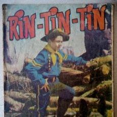 Tebeos: RIN-TIN-TIN EN EL CIRCO Nº 14 - MARCO 1958. Lote 241903530