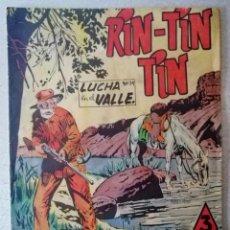 Tebeos: RIN-TIN-TIN - LUCHA EN EL VALLE Nº 79 - MARCO 1958. Lote 241904750