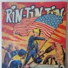 Tebeos: RIN-TIN-TIN - EL PISTOLERO Nº 44 - MARCO 1958. Lote 241904980
