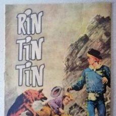 Tebeos: RIN-TIN-TIN - EL INTRUSO Nº 35 - MARCO 1958. Lote 241905335