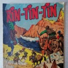 Tebeos: RIN-TIN-TIN - LA BANDA DE JESSE JAMES Nº 81 - MARCO 1958. Lote 241930405