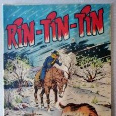 BDs: RIN-TIN-TIN - TORMENTA Nº 119 - MARCO 1958. Lote 241930835