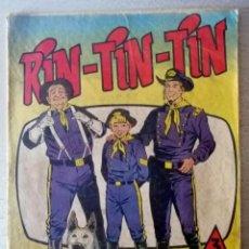 Tebeos: RIN-TIN-TIN - CAMBIO DE PLANES Nº 147 - MARCO 1958. Lote 241931375