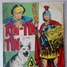 Tebeos: RIN-TIN-TIN - EN LA ROMA IMPERIAL Nº 124 - MARCO 1958. Lote 241931820