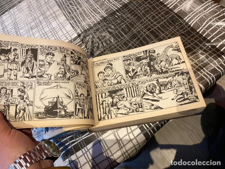 Tebeos: Coleccion completa 60 tebeos simba- kan rey del leonés . Encuadernados en un tomo . Originales 1959. - Foto 14 - 242137545