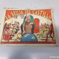 Giornalini: LA BRUJA DEL CASTILLO COLECCION AVENTURAS GRAFICAS MARCO ANTIGUO ORIGINAL. Lote 242158190