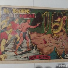 Tebeos: RED DIXON Nº8. Lote 242372130
