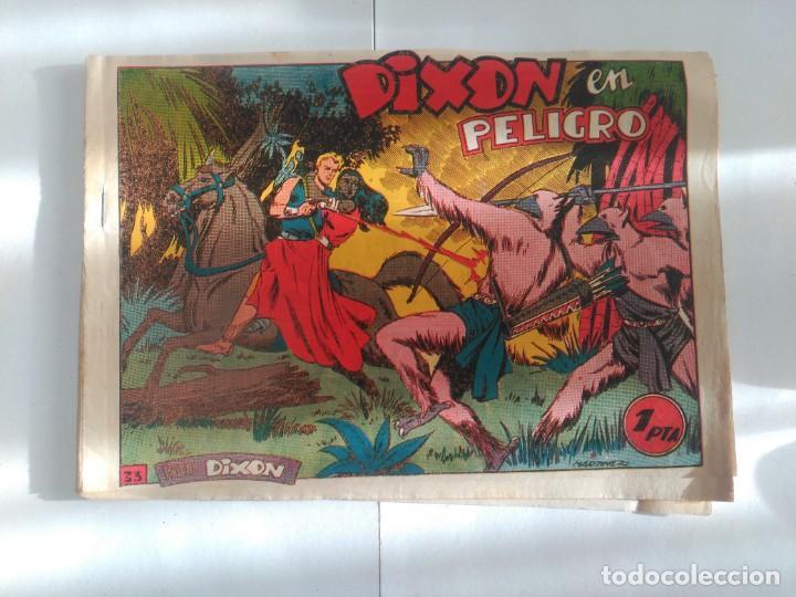RED DIXON Nº33 (Tebeos y Comics - Marco - Red Dixon)