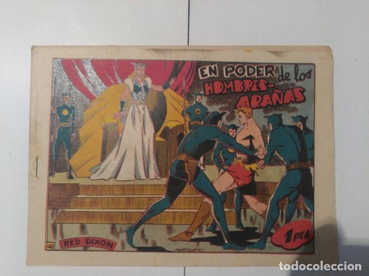 RED DIXON Nº41 (Tebeos y Comics - Marco - Red Dixon)