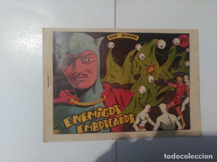 RED DIXON Nº43 (Tebeos y Comics - Marco - Red Dixon)