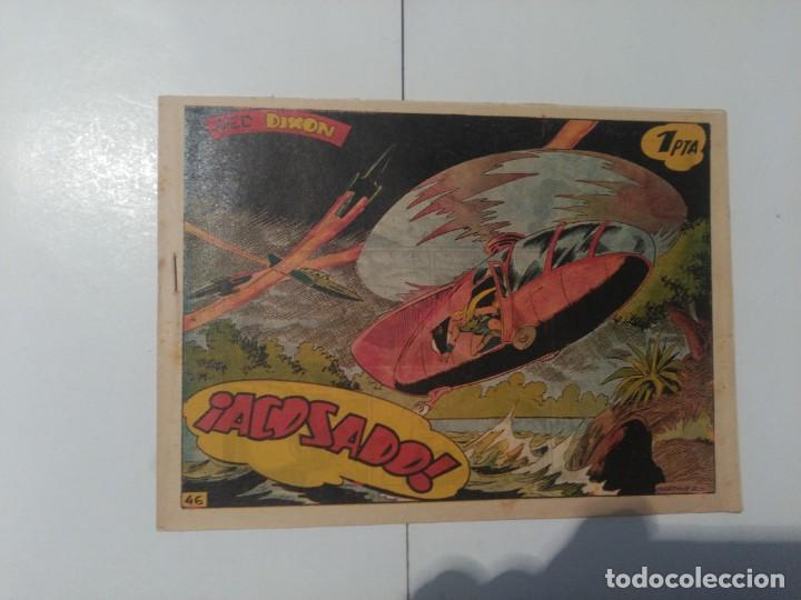 RED DIXON Nº46 (Tebeos y Comics - Marco - Red Dixon)