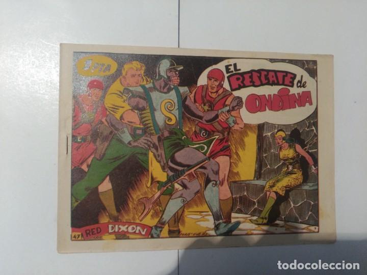 RED DIXON Nº47 (Tebeos y Comics - Marco - Red Dixon)