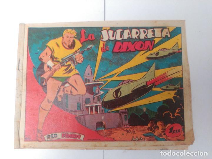 RED DIXON Nº64 (Tebeos y Comics - Marco - Red Dixon)