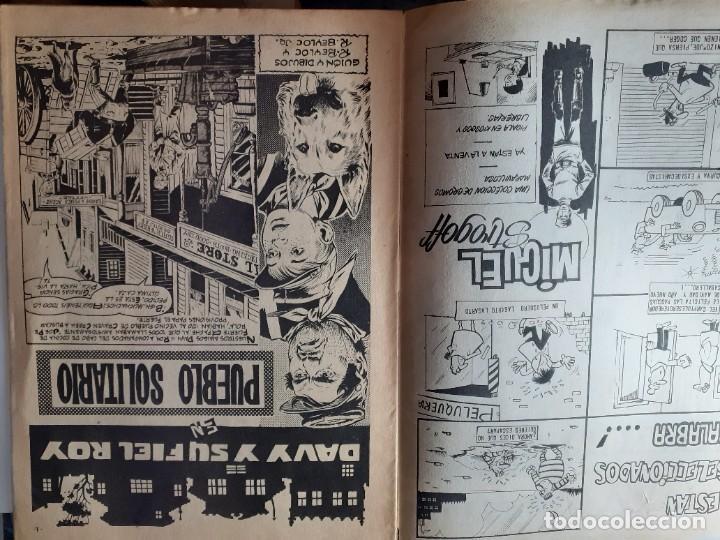 Tebeos: DAVY Y SU FIEL ROY- Nº 278 -PUEBLO SOLITARIO-1966-GRAN RICARDO BEYLOC-BUENO-ÚNICO EN TC-LEAN-4337 - Foto 5 - 243172420
