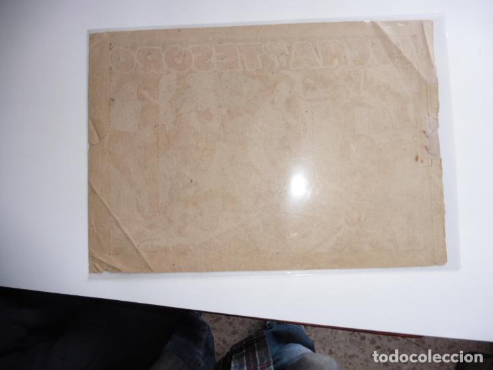 Tebeos: CAPITAN ENIGMA Nº 2 MARCO 1946 ORIGINAL - Foto 2 - 243619550