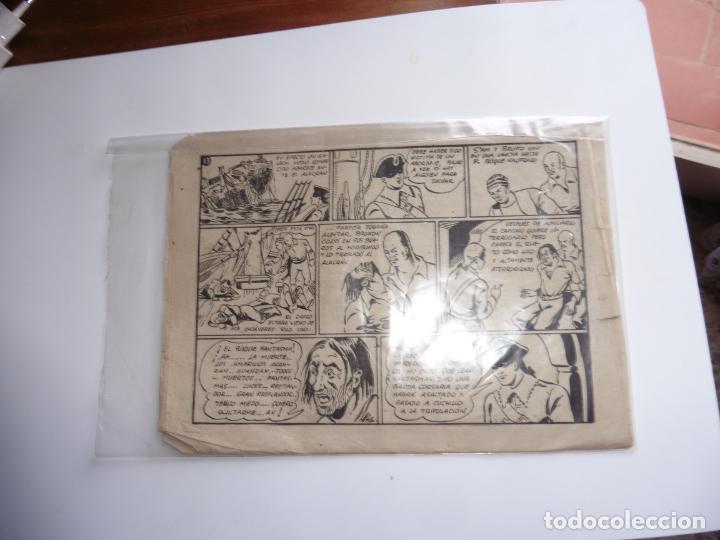Tebeos: CAPITAN ENIGMA Nº 4 MARCO 1946 ORIGINAL - Foto 4 - 243620045