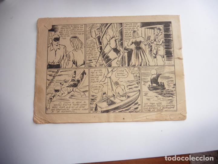 Tebeos: CAPITAN ENIGMA Nº 6 MARCO 1946 ORIGINAL - Foto 4 - 243621040