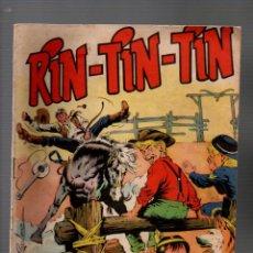 Tebeos: RIN-TIN-TIN Nº 161. LAS HISTORIAS DE BANJO JOE. EDITORIAL MARCO 1958. Lote 243848435