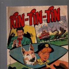 Tebeos: RIN-TIN-TIN Nº 182. EL CODICIADO BOTIN DEL PROFESOR. EDITORIAL MARCO 1958. Lote 243848610