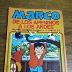 Tebeos: MARCO DE LOS APENINOS A LOS ANDES N10. Lote 246217410