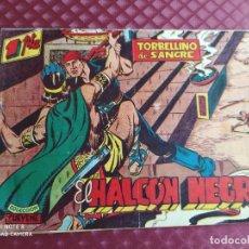 Giornalini: EL HALCON NEGRO 17 TORBELLINO DE SANGRE EDITORIAL MARCO BUEN ESTADO. Lote 251186640