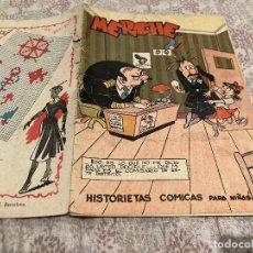 BDs: MERCHE Nº 102 HISTORIETAS COMICAS EDITORIAL MARCO 1950. Lote 251965825