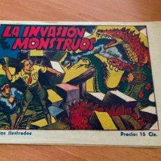 Tebeos: CUENTOS ILUSTRADOS. LA INVASION DE LOS MONSTRUOS (MARCO) ORIGINAL (COIB6). Lote 254182705