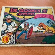 Tebeos: LOS CAZADORES DE ANTILOPES (MARCO) AYNE. ORIGINAL (COIB6). Lote 254201915