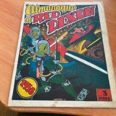 Tebeos: RED DIXON ALMANAQUE 1956 (MARCO) ORIGINAL (COIB6). Lote 254217115