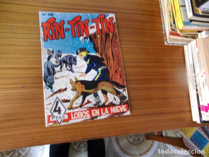 RIN TIN TIN Nº 218 EDITA MARCO (Tebeos y Comics - Marco - Rin-Tin-Tin)