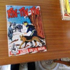 Tebeos: RIN TIN TIN Nº 218 EDITA MARCO. Lote 254416050