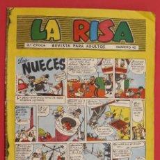 BDs: LA RISA, 3ª EPOCA Nº40 1958 ORIGINAL. Lote 254959625