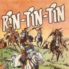 Tebeos: RIN TIN TIN- Nº 175 -EL MENSAJE-J. ROSELLÓ-J. CASTILLO-1964-MUY BUENO-DIFÍCIL-ÚNICO EN TC-LEA-4602. Lote 255533180
