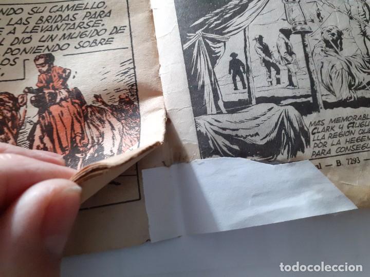 Tebeos: RIN TIN TIN- Nº 26 -ASESINO EN FUGA-1962-JAIME BLASCO-CORRECTO-MUY DIFÍCIL Y ESCASO-LEAN-4621 - Foto 5 - 257582170